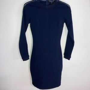 Navy blue Dynamite dress